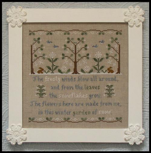 Country Cottage Needleworks ~ Garden of Snow
