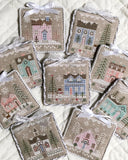 Country Cottage Needleworks ~ Glitter Village ~ Glitter House 9