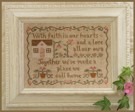 Country Cottage Needleworks ~ A Place We Call Home
