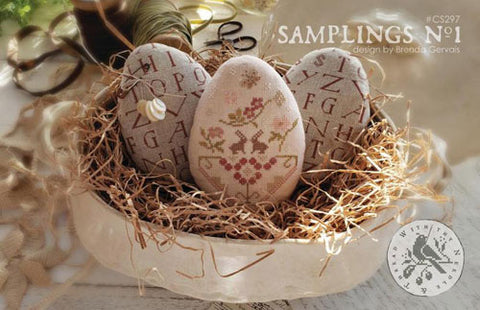 Country Stitches/With Thy Needle & Thread ~ Samplings No. 1