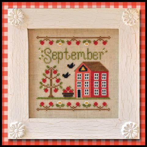 Country Cottage  ~ September