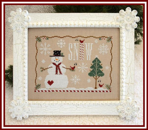 Country Cottage Needleworks ~ Snow Days