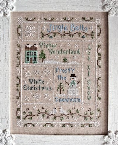 Country Cottage Needleworks ~ Snowflake Serenade