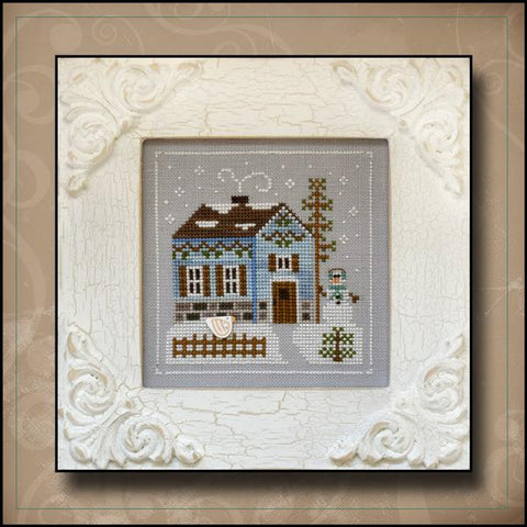 Country Cottage ~ Snowgirl's Cottage