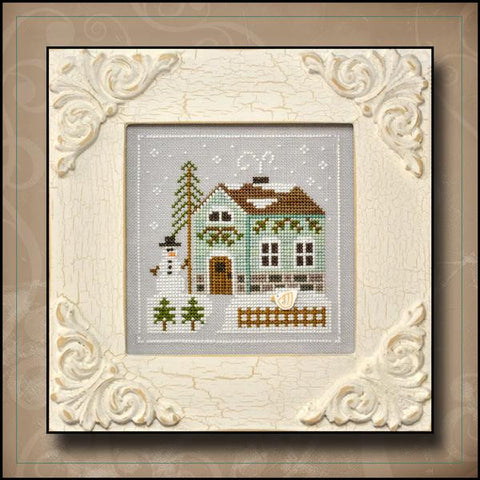 Country Cottage ~ Snowman's Cottage