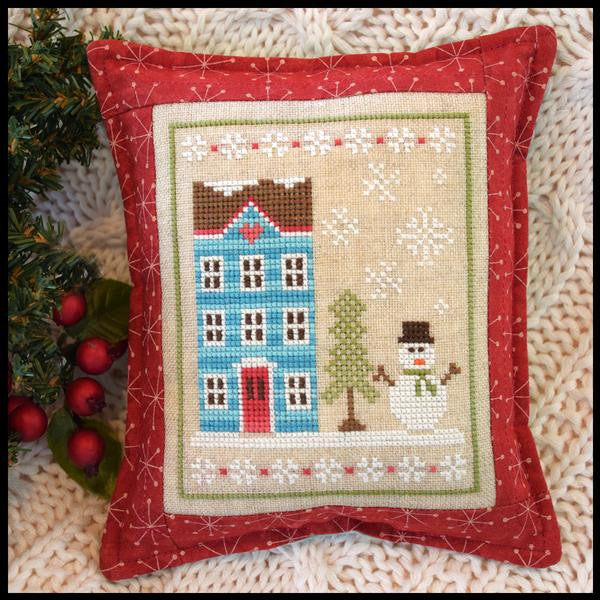Country Cottage Needleworks ~ Snow Place 1