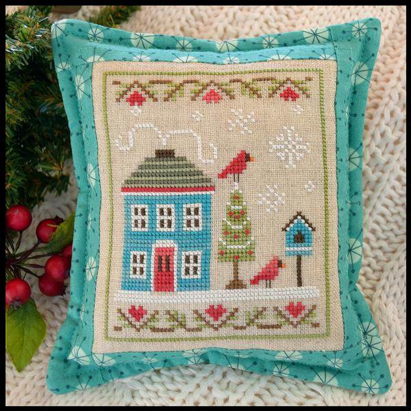 Country Cottage Needleworks ~ Snow Place 4