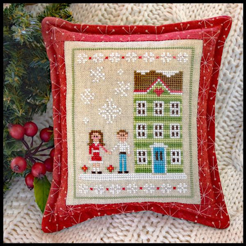 Country Cottage Needleworks ~ Snow Place 5