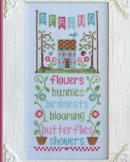 Country Cottage Needleworks ~ Seasonal Celebrations ~ Spring