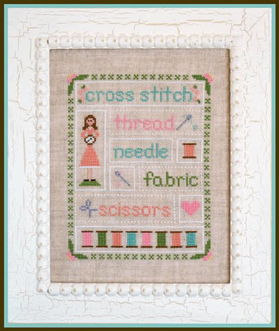 Country Cottage Needleworks ~ Stitching Time