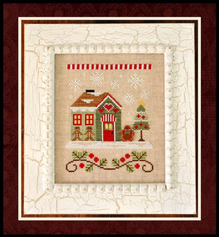 Country Cottage ~ Gingerbread Emporium