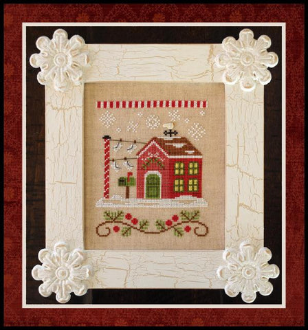 Country Cottage ~ North Pole Post Office