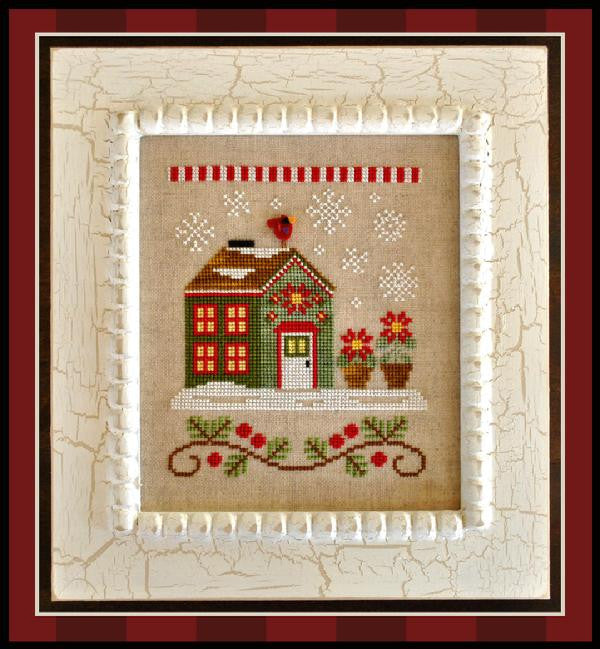 Country Cottage ~ Poinsettia Place
