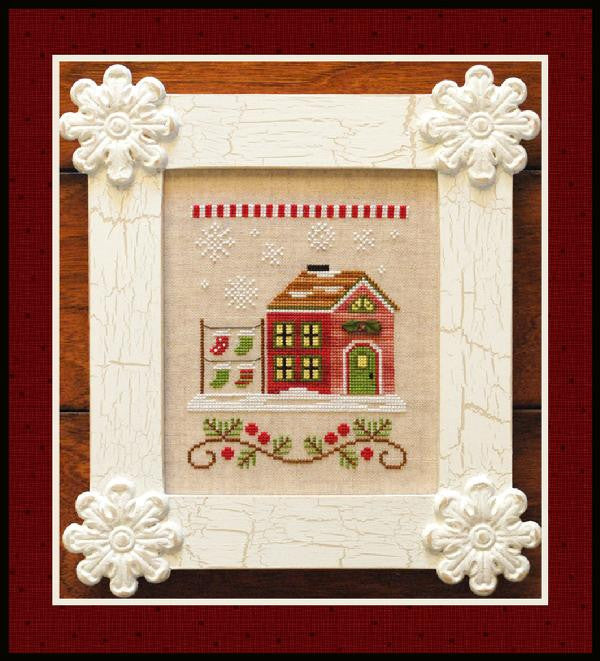 Country Cottage ~ Santa's Stocking Store