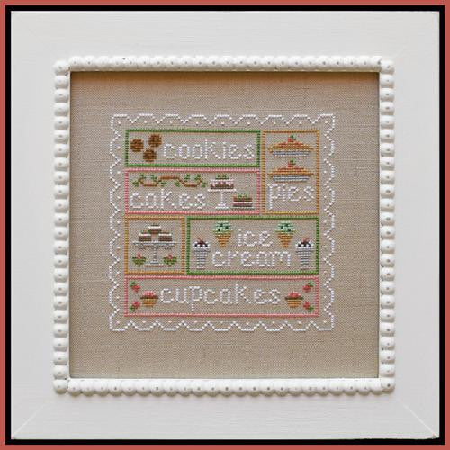 Country Cottage Needleworks ~ Sweet Sampler
