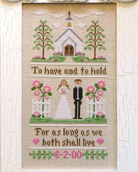 Country Cottage Needleworks ~ To Have and To Hold