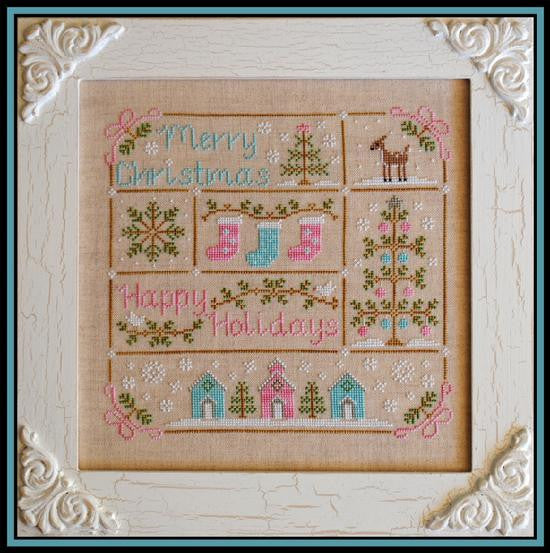 Country Cottage Needleworks ~ Vintage Christmas