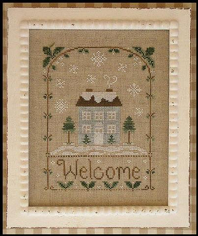 Country Cottage Needleworks ~ Winter Welcome