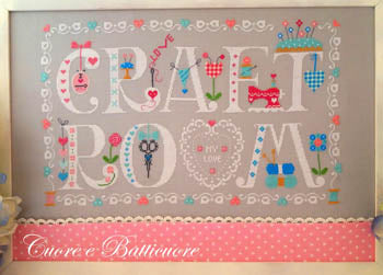 Cuore e Batticuore ~ Craft Room My Love