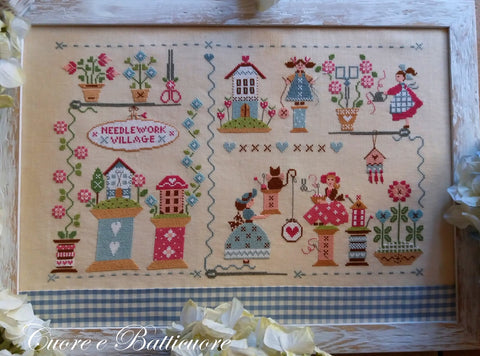 Cuore e Batticuore ~ Needlework Village