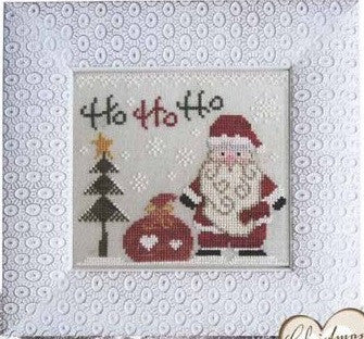 Cottage Garden Samplings ~ Ho Ho Ho