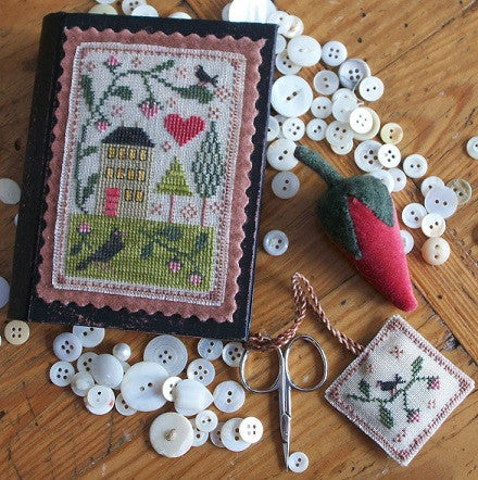 Chessie & Me ~ Berry House Stitch Book
