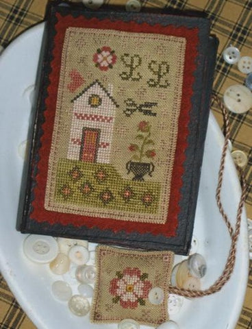 Chessie & Me ~ Tudor Rose Stitch Book