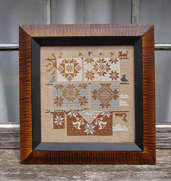 Carriage House Samplings ~ Quaker Quilts