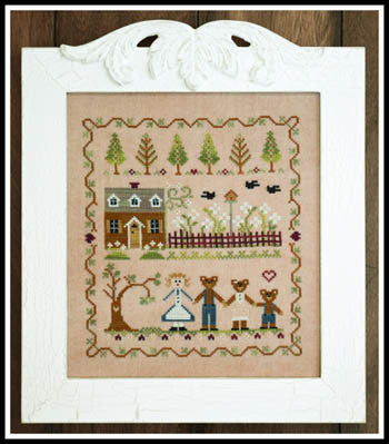 Little House Needleworks/Classic Colorworks ~ Goldilocks