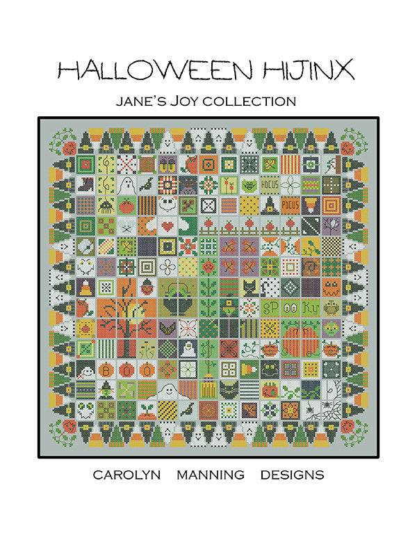 CM Designs ~ Jane's Joy - Halloween Hijinx (Super Cute!)