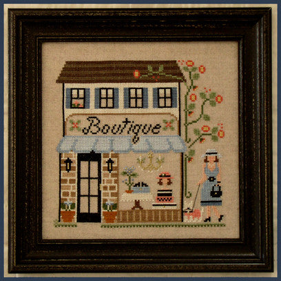 Country Cottage Needleworks ~ La Boutique