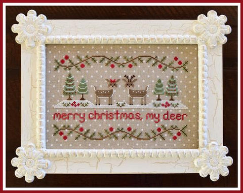 Country Cottage Needleworks ~ Merry Christmas My Deer