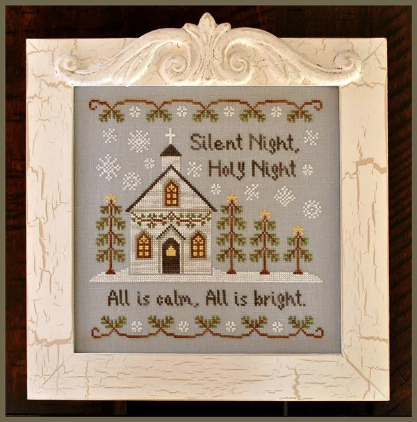 Country Cottage Needleworks ~ Silent Night