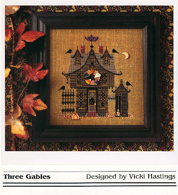 The Cricket Collection ~ Three Gables
