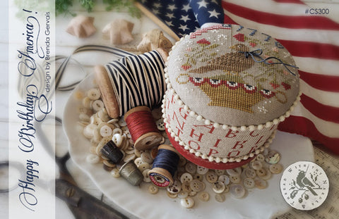 Country Stitches/With Thy Needle & Thread ~ Happy Birthday America!