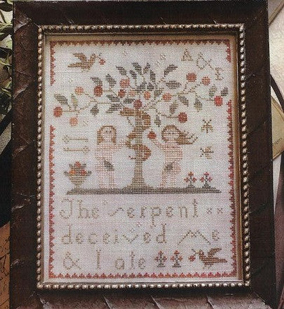 Country Stitches/With Thy Needle & Thread ~ A & E