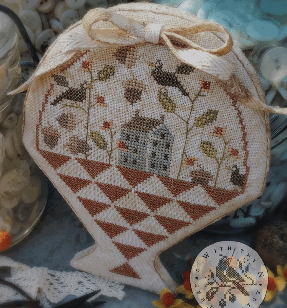 Country Stitches/With Thy Needle & Thread ~ Autumn Gatherings