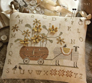 Country Stitches/With Thy Needle & Thread ~ Boo & Baa-bie