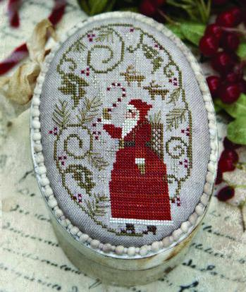 Country Stitches/With Thy Needle & Thread ~ Jingle All The Way