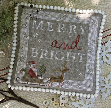 Country Stitches/With Thy Needle & Thread ~ Ho! Ho! Ho!
