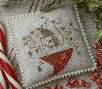 Country Stitches/With Thy Needle & Thread ~ Merry Mouse