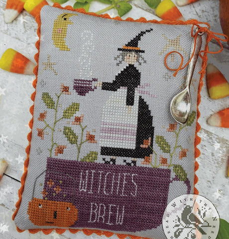Country Stitches/With Thy Needle & Thread ~ The Witches Brew