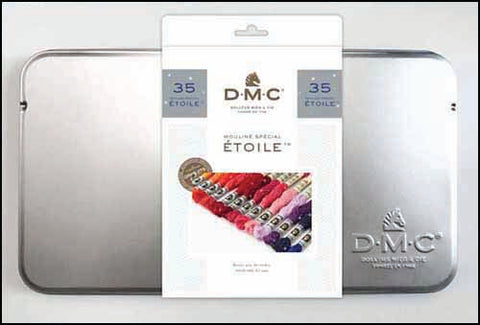 DMC Etoile 35 Collector's Tin - LIMITED EDITION - Order Quickly!!!!