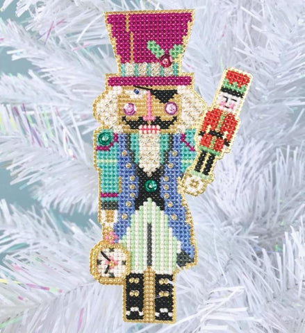 Satsuma Street ~ Drosselmeyer Ornament Kit