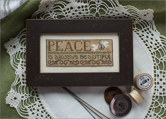 Erica Michaels Designs ~ Peace