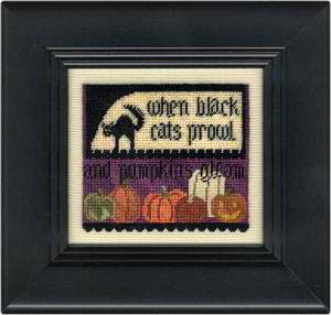 Erica Michaels Designs ~ Cats & Pumpkins