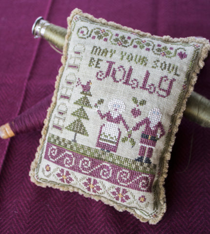 Erica Michaels Designs ~  Jolly Soul Pattern ONLY!