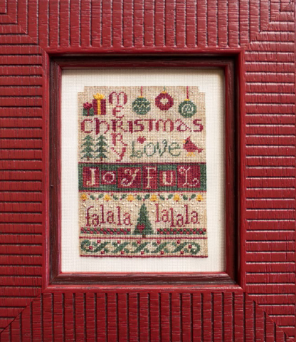 Erica Michaels Designs ~ Joyful Christmas