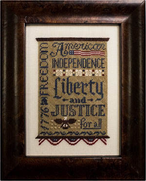 Erica Michaels Designs ~ Liberty & Justice