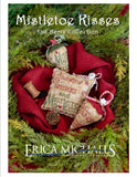 Erica Michaels Designs ~ Mistletoe Kisses LINEN Berries (SO CUTE!)